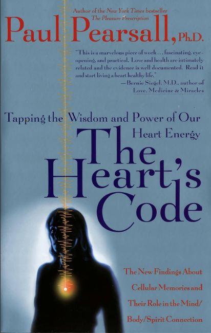 غلاف كتاب Heart Code