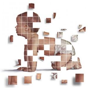 البشر يقتربون من هندسة الاطفال