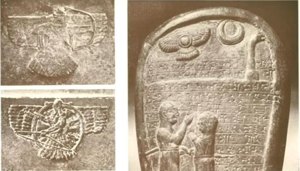 الانوناكي رواد الفضاء القدماء وزيف طروحاتها