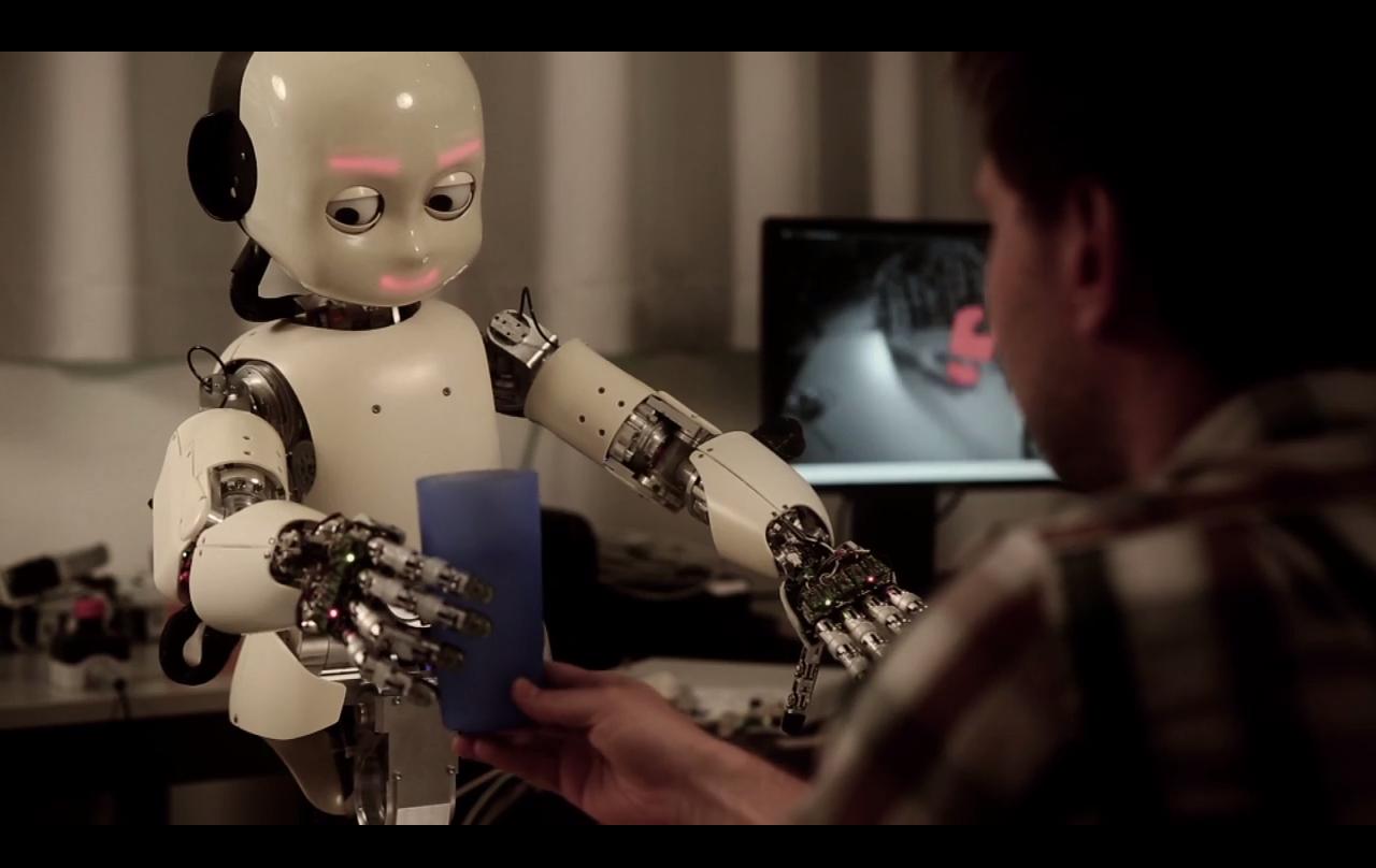 روبوت رفيق للتعلم