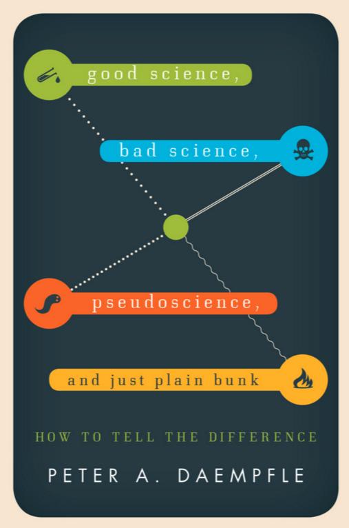 اضرار العلوم الزائفة كتاب Good science bad science ad pseudoscience