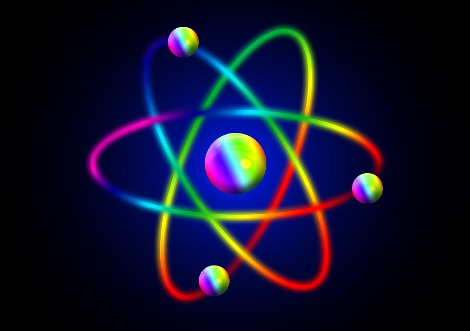 مفهوم الذرة