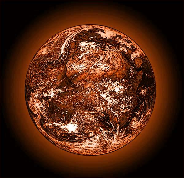 مشككي المناخ وعصور الأرض الأكثر دفئاً