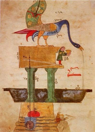 اختراعات ابن الجزري