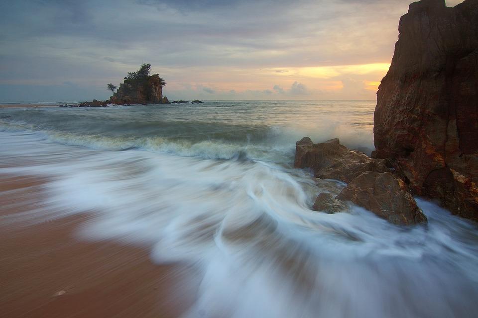 تبخر المحيطات من سطح الأرض