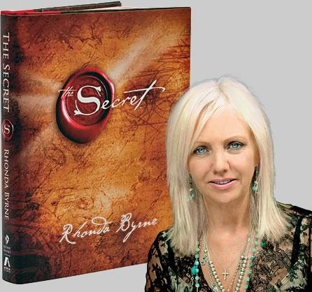 روندا بيرن وكتاب السر