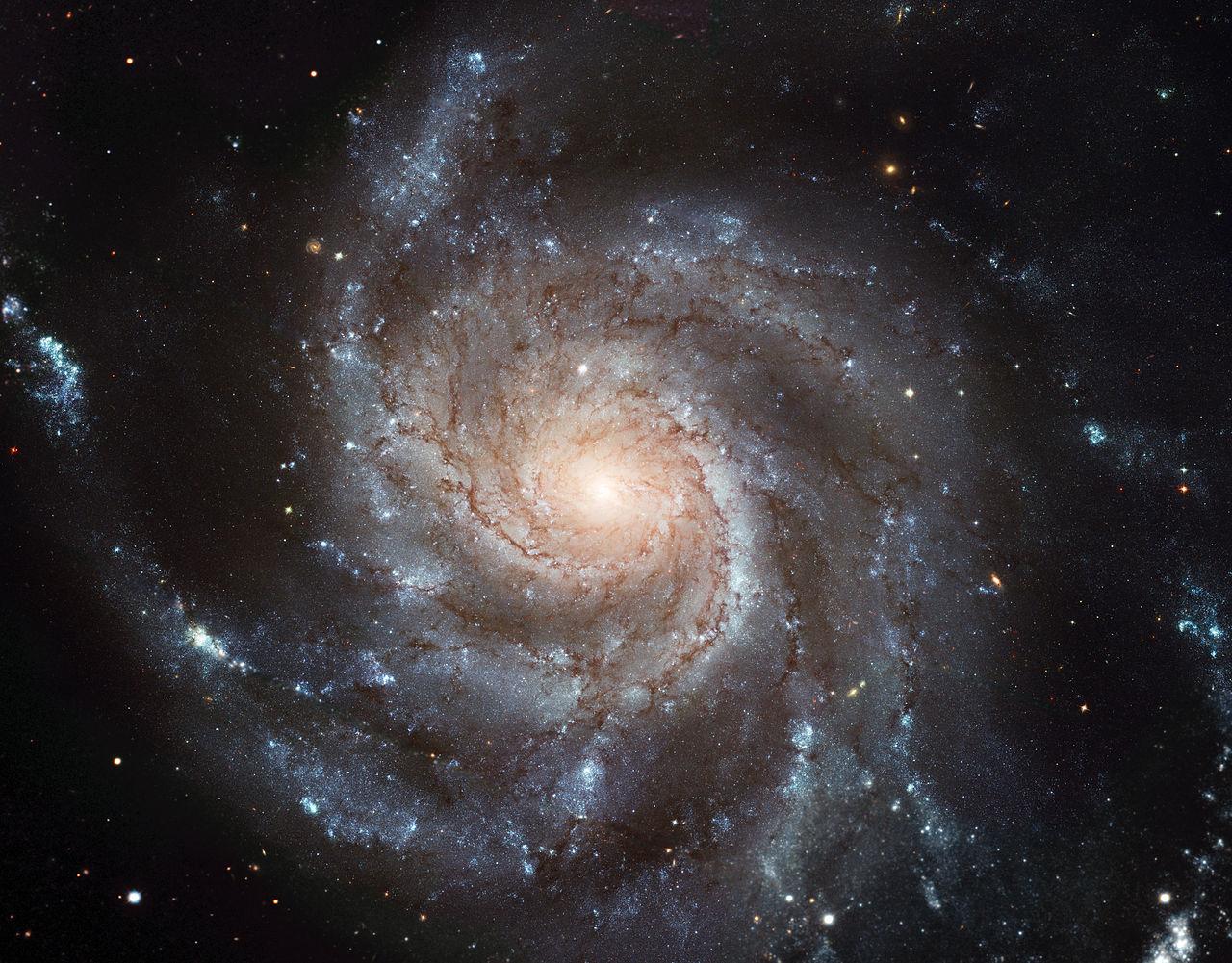 المجرات الحلزونية
