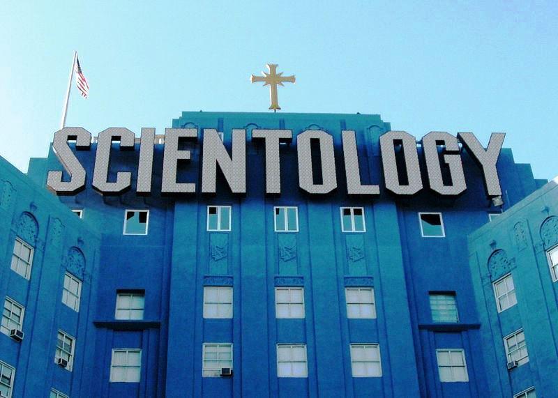 كنيسة السينتولوجيا