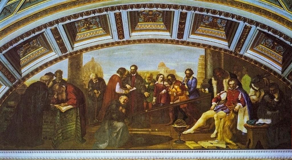 Galileo-incline-expt