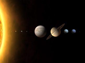النظام الشمسي