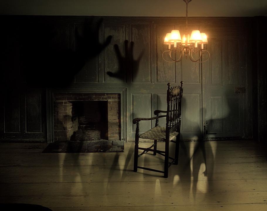 الأشباح