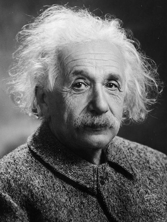البيرت اينشتاين