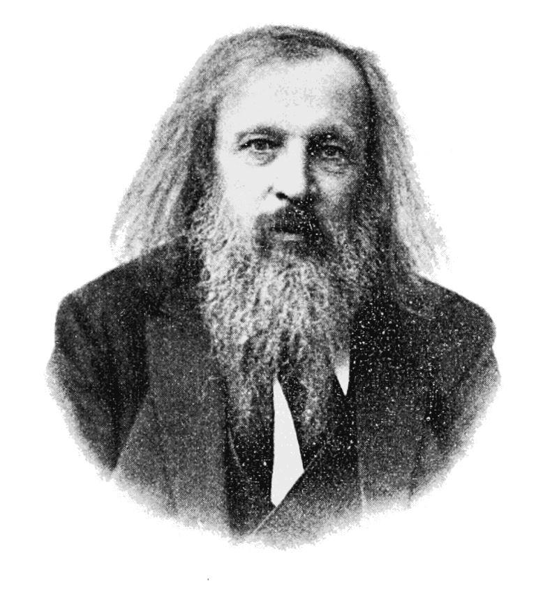 ديمتري مندلييف