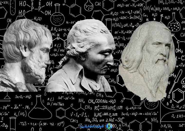 فلسفة الكيمياء