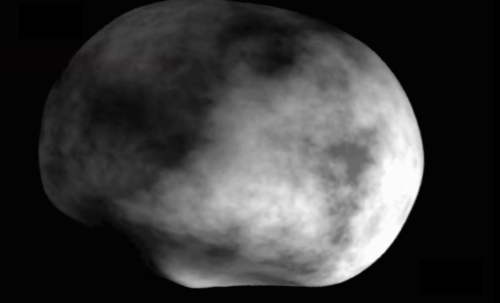 صورة الكويكب فيستا