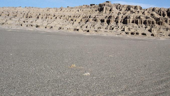 صحراء لوط في ايران
