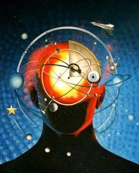 الدماغ جهاز كمي