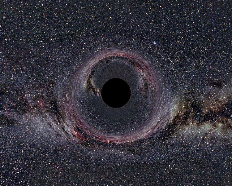 ثقب أسود