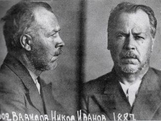 نيقولاي فافيلوف في السجن