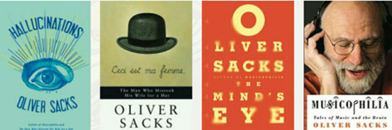 كتب للعالم أوليفر ساكس
