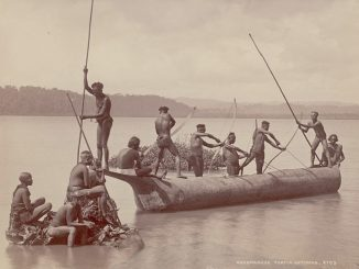 مجموعة من الرجال في أندامان