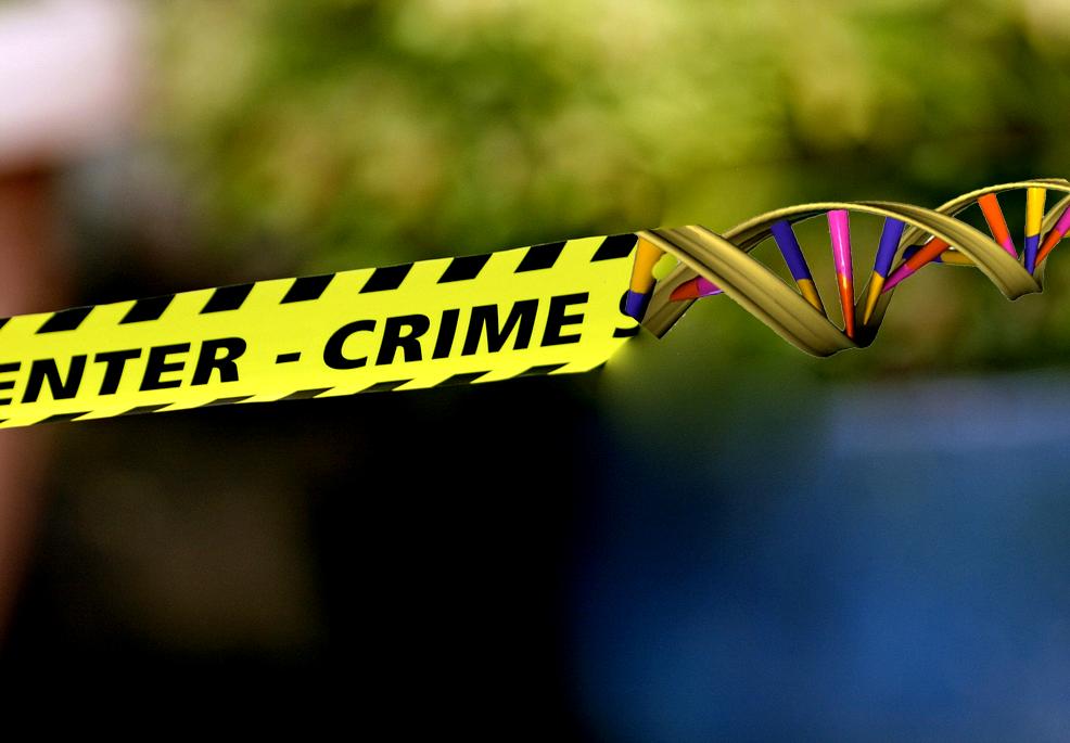 الجريمة والوراثة