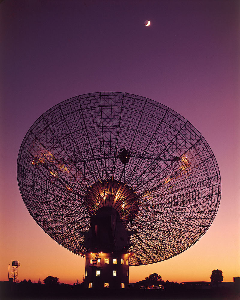 تلسكوب راديوي في استراليا يعود للعام 1969