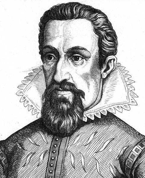 يوهانس كيبلر