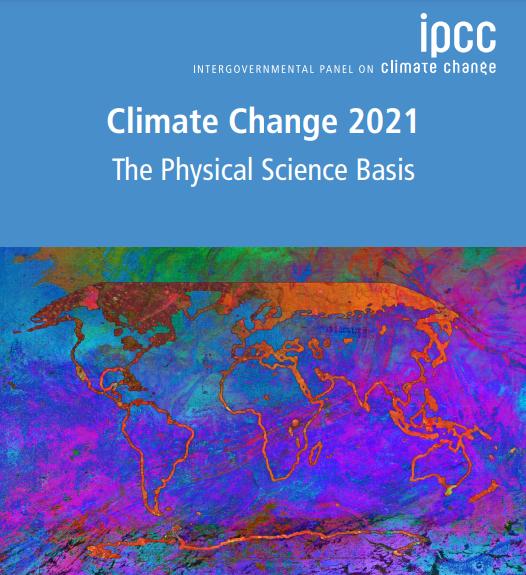 تقرير اللجنة الدولية للتغير المناخي